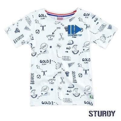 Foto van Sturdy shirt too good for school