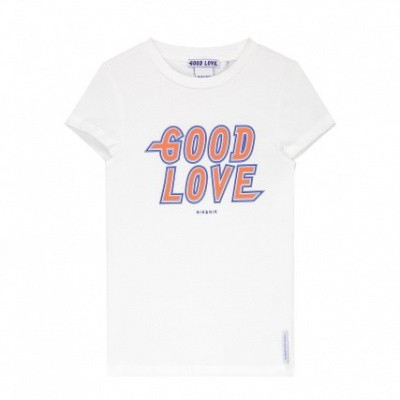 Foto van Nik & Nik girls Good T-shirt 2000 Off White
