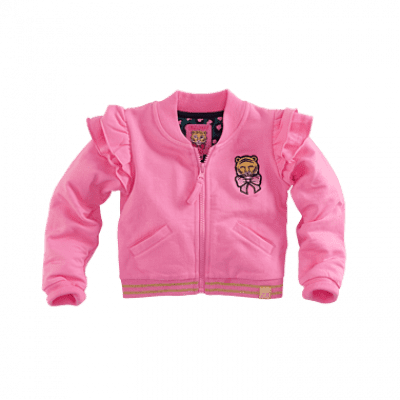 Foto van Z8 girls vest Fabienne pink
