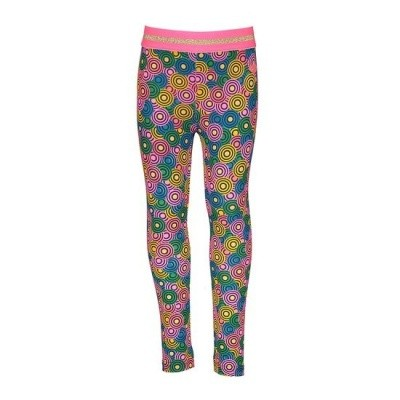 Foto van Kidz-art girls bonded legging allover print