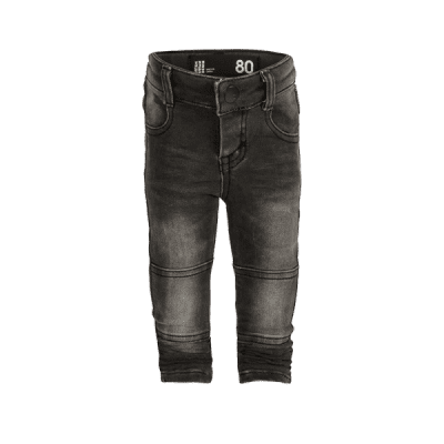 Foto van Dutch dream denim baby boys jeans Saba grey wash