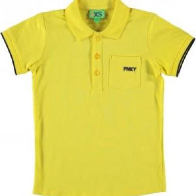 Funky xs Tropic plo bright yellow