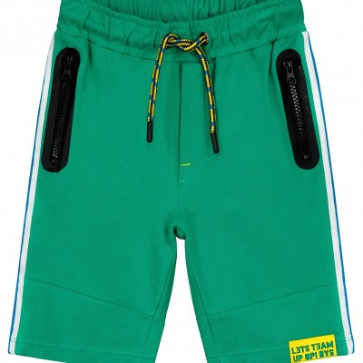 Quapi boys short Ayaz green