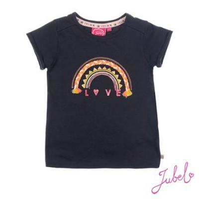 Jubel T-Shirt Love Stargazer Antraciet