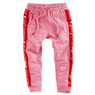 Z8 Girls jogging broek Marije Popping Pink