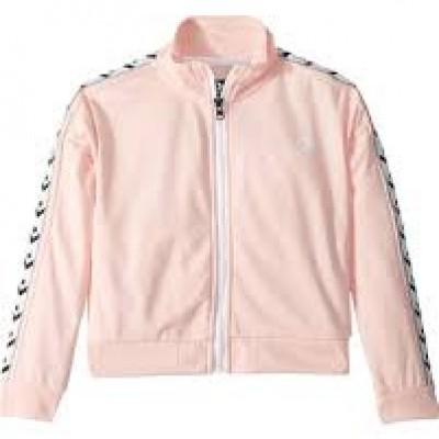 Foto van Converse girls Star chevron track jacket Converse storm pink