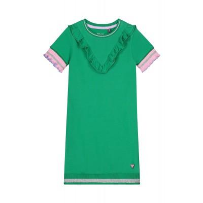 Quapi Abira Dress Summer Green