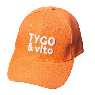 Tygo & Vtio Pet Shocking Orange