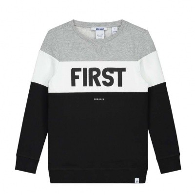 Nik & Nik boys sweater Philemon black