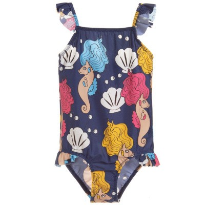Foto van Mini Rodini wing swimsuit