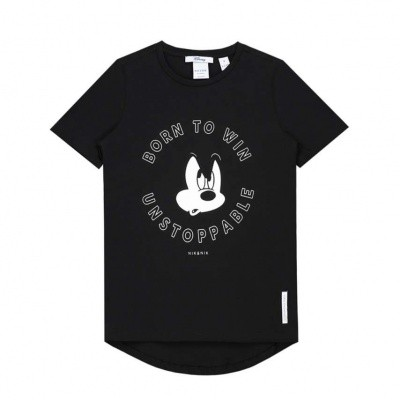 Nik & Nik Born T-shirt Black Boys