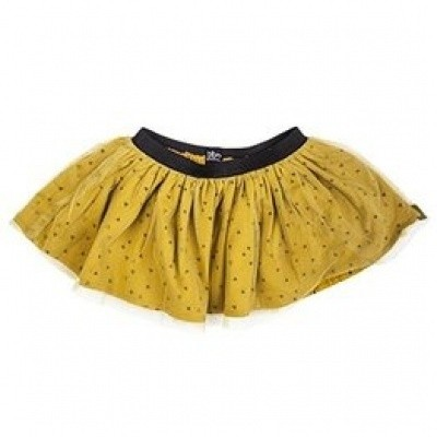 Beebielove baby girls Skirt triangels OLV