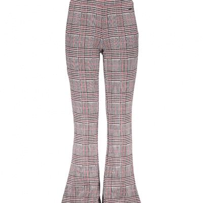 Frankie & Liberty Lara Flare Pant Black/Red/Off White