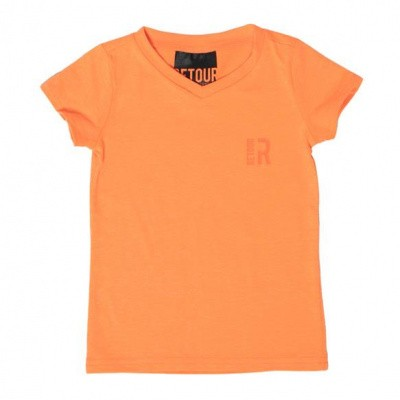 Foto van Retour boys T-shirt Sean Neon orange