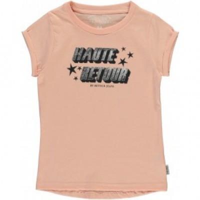 Foto van Retour girls Robyn T-shirt perzik