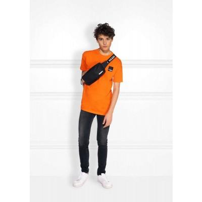 Nik & nik Andres T-shirt carrot orange