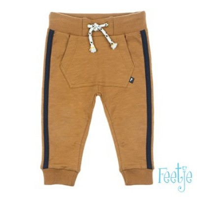 Foto van Feetje Baby Boy Pants Born To be Wild Camel