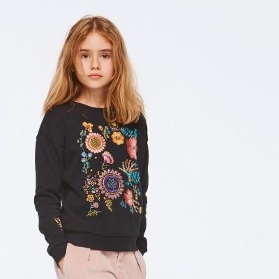 Molo girls sweater Maila