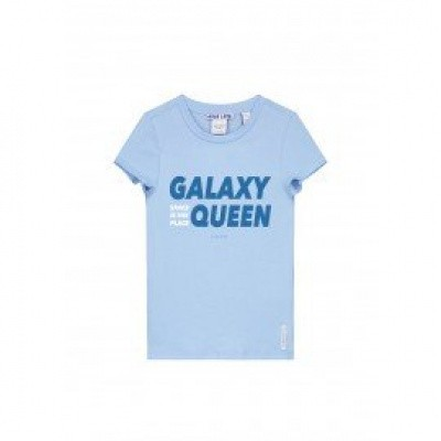 Foto van Nik & Nik girls Galaxy T-shirt Surf Blue