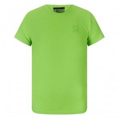 Retour Sean shortleeves 6000 Neon Green