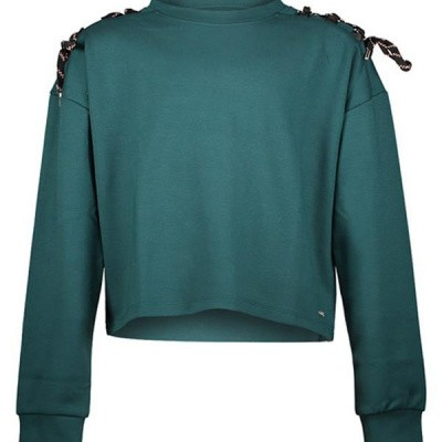 Frankie & Liberty Lori Sweater Forest Green