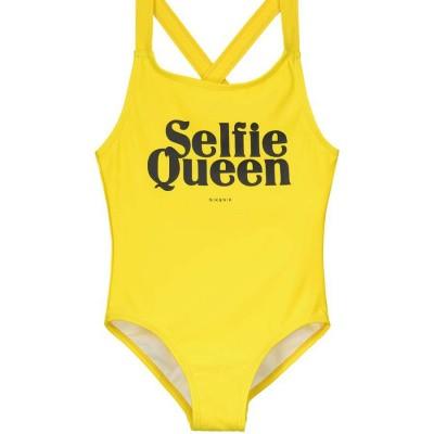 Foto van Nik & Nik girls Yvonne Bathing Suit Sunny Yellow