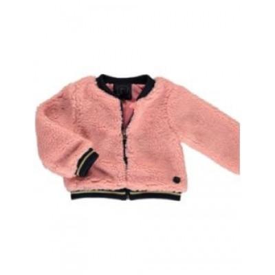 Levv Little girls Jacket Emmee Dusty Pink