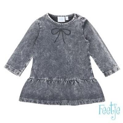 Foto van Feetje baby girl jurk anthracite
