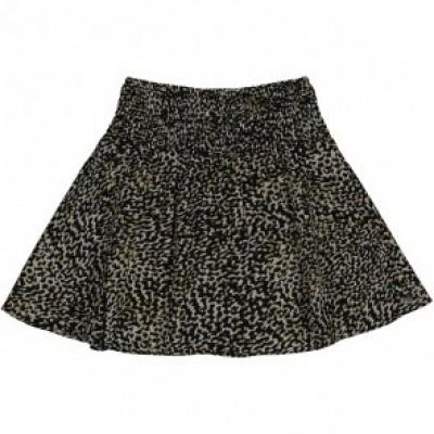 Frankie & Liberty Gysha Skirt Leopard print