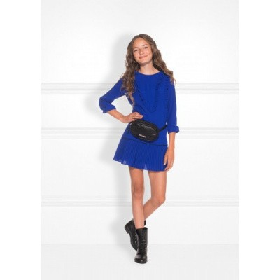 Foto van Nik & Nik girls Blixx Dress 7661 Midnight Blue
