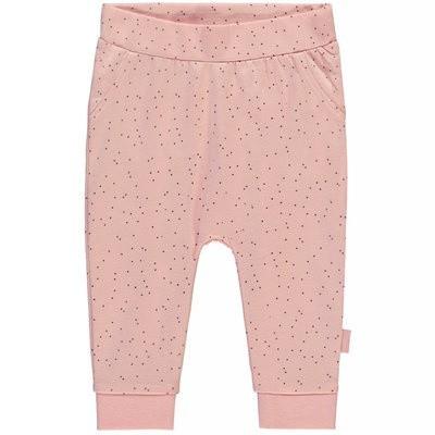 Levv newborn inge pants soft pink dots