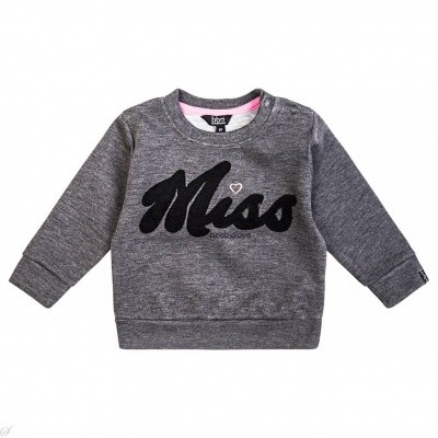 Beebielove baby girls Sweater Miss HTR
