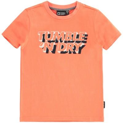 Tumble nn dry shirt Fandor orange