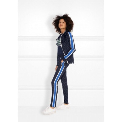 Foto van Nik & Nik girls Nik&Nik Track Pants Dark Blue