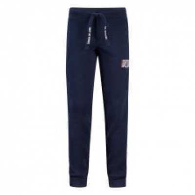 Foto van Retour boys Sweatpants Dean Dark indigo blue
