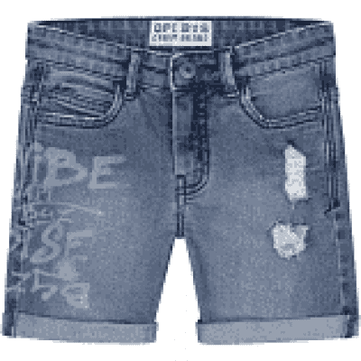 Foto van Quapi boys Jeans short August