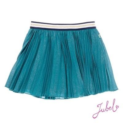 Foto van Jubel rok plisse sisterhood mint