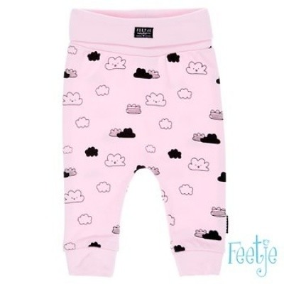 Foto van Feetje newborn girl Broek AOP The Cutest
