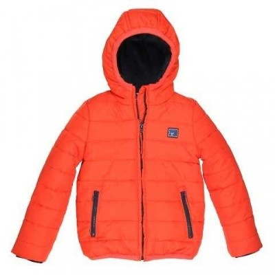 Moodstreet winterjas boys orange