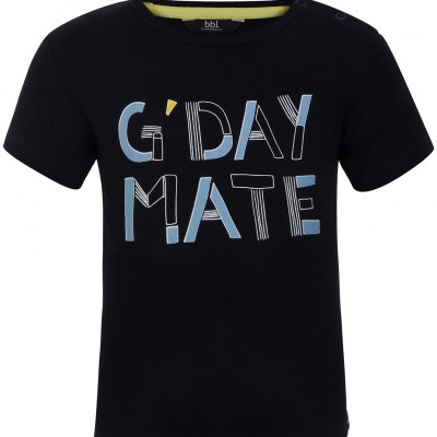 Beebielove Shirt G' Day Mate Navy