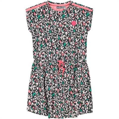 Tumble n dry girls dress Callia ebony