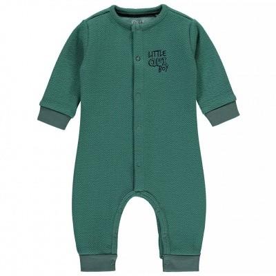 Foto van Quapi newborn boxpakje Zeb vintage green