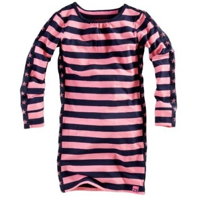 Z8 girls Maarit Royal blue/Popping pink/Stripes