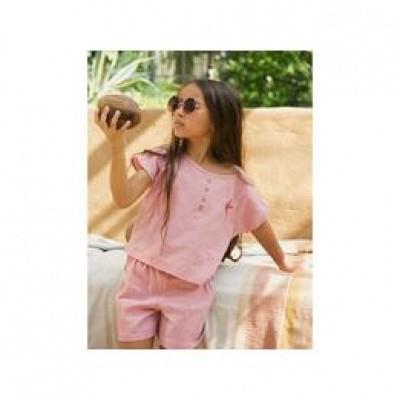 Foto van Ammehoela short Esmee Granny pink