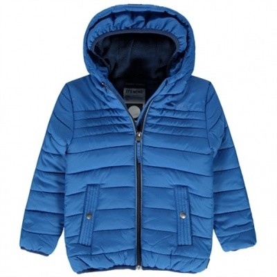 Tumble n Dry winterjas Oak sky blue