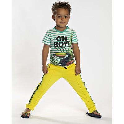 Foto van Funky xs track pants Yellow