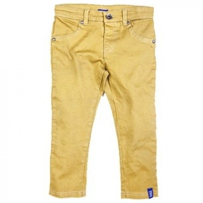 Beebielove denim pants oker geel