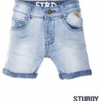 Sturdy Short Denim light blue