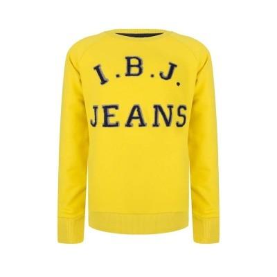 Foto van Indian blue jeans sweater Limoncello