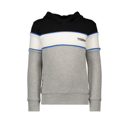 Foto van Tygo & Vito sweater grey